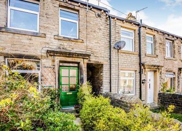 Thumbnail 2 bed terraced house for sale in Taylor Hill Road, Taylor Hill, Huddersfield