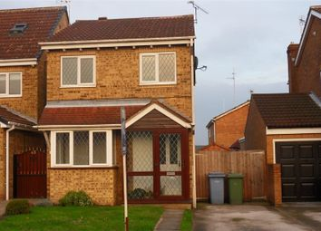 Thumbnail 3 bedroom detached house to rent in Colsterdale, Worksop, Nottinghamshire