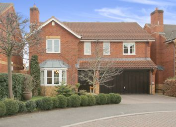 Thumbnail 4 bed detached house for sale in Killams Green, Taunton