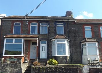 Thumbnail 3 bed terraced house for sale in High Street, Abertridwr, Caerphilly