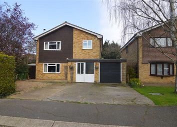 Thumbnail 4 bed detached house for sale in Dalmeny, Langdon Hills, Essex
