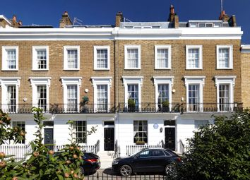 Thumbnail 5 bedroom terraced house for sale in Markham Square, Chelsea, London