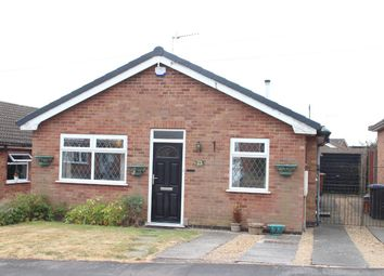Thumbnail 2 bed detached bungalow for sale in Kintyre Close, Hinckley