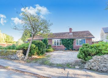 Thumbnail 4 bed detached bungalow for sale in Private Lane, Normanby-By-Spital, Market Rasen