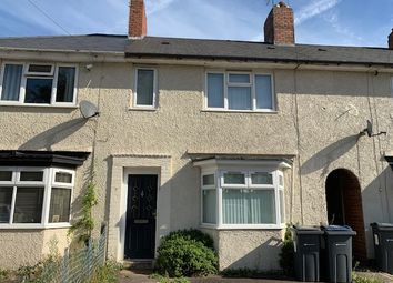 Thumbnail 2 bed terraced house to rent in Perry Common Road, Erdington