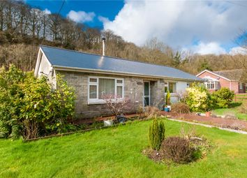 Thumbnail 3 bed bungalow for sale in Heol Giedd, Ystradgynlais, Swansea