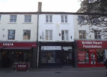 Thumbnail Retail premises to let in Spring Gardens, Buxton, Derbyshire