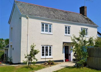 Thumbnail 3 bedroom detached house for sale in Cheriton Fitzpaine, Crediton