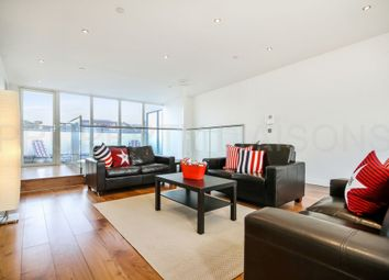 Thumbnail 4 bed duplex for sale in Blenheim Court, Denham Street, Greenwich