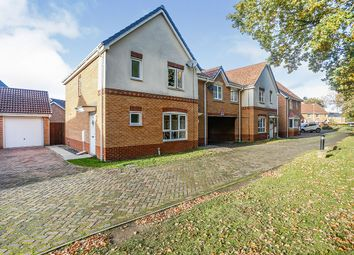 3 bed end terrace house for sale in Remus Court, North Hykeham, Lincoln, Lincolnshire LN6