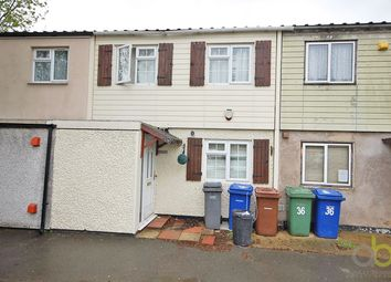 Thumbnail 3 bed terraced house to rent in Foxglove Road, South Ockendon