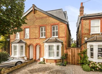 Thumbnail 5 bed semi-detached house for sale in Richmond Park Road, Kingston Upon Thames