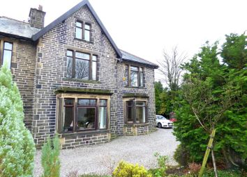 Thumbnail 4 bedroom semi-detached house for sale in Higher Hud Hey, Haslingden, Rossendale