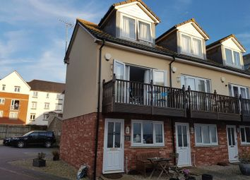 Thumbnail 2 bed end terrace house to rent in Harbour Road, Seaton