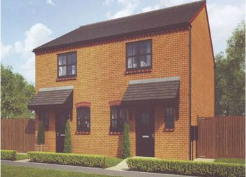 Thumbnail 2 bedroom semi-detached house for sale in Arcot Lane, Dudley, Cramlington