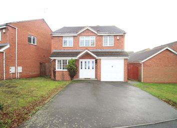 Thumbnail 4 bed property to rent in Weir Close, South Wigston, Leicestershire