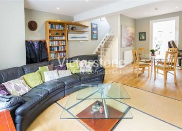 Thumbnail 3 bed terraced house for sale in St. Leonards Square, Kentish Town, London