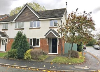 Thumbnail 3 bed semi-detached house for sale in Housesteads Drive, Hoole, Chester, Cheshire