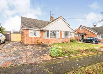 Thumbnail 2 bed semi-detached house for sale in Tavistock Close, Maidenhead