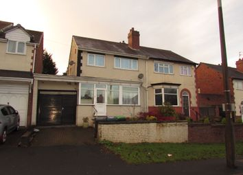 Thumbnail 3 bed semi-detached house for sale in Moat Road, Oldbury