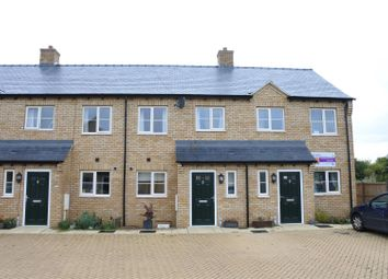 Thumbnail 2 bed terraced house for sale in Harold Road, South Witham, Grantham