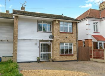 Thumbnail 4 bed semi-detached house for sale in Castleton Road, Southend-On-Sea, Essex