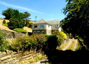 Thumbnail 4 bed detached house for sale in Higher Tunstead, Bacup