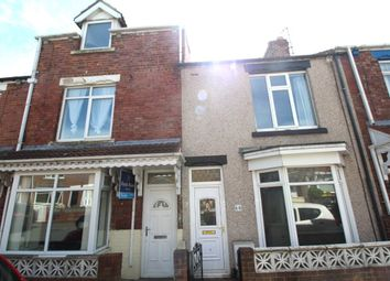 Thumbnail 4 bedroom terraced house to rent in Church Lane, Ferryhill