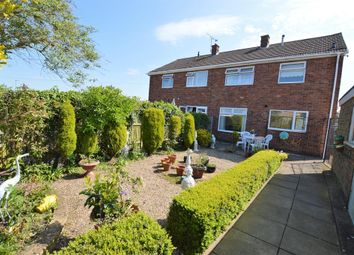 Thumbnail 3 bed semi-detached house for sale in The Plantation, Countesthorpe, Leicester