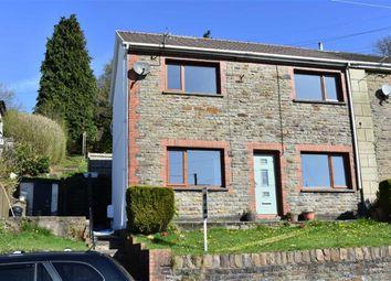 Thumbnail 4 bed semi-detached house for sale in Cilmaengwyn Road, Pontardawe, Swansea