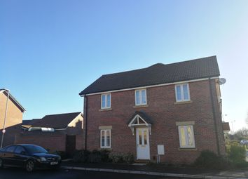 Thumbnail 4 bed end terrace house for sale in Malone Avenue, Swindon