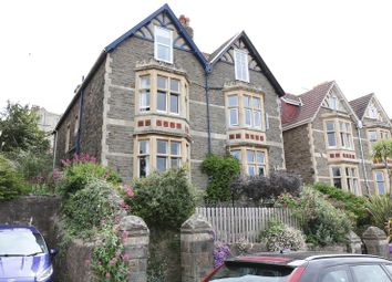 Thumbnail 5 bed semi-detached house for sale in Victoria Road, Clevedon
