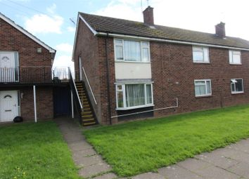 Thumbnail 2 bed flat for sale in Heather Road, Coventry