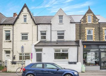 Thumbnail 3 bed flat for sale in Kings Road, Canton, Cardiff