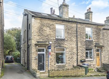 Thumbnail 2 bed end terrace house for sale in Park Road, Thackley, Bradford