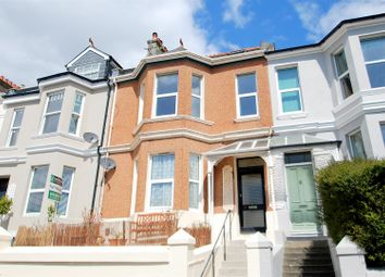 Thumbnail 3 bed maisonette for sale in Elm Road, Mannamead, Plymouth