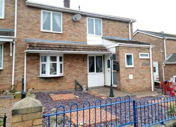 Thumbnail 4 bed semi-detached house for sale in Thirlmere Court, Mexborough, South Yorkshire