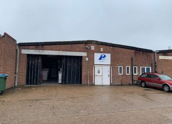 Thumbnail Light industrial for sale in New Road, Newhaven
