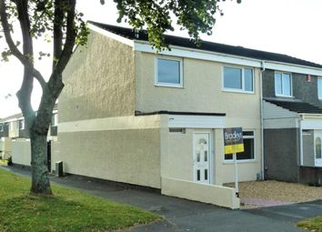 Thumbnail 3 bed end terrace house to rent in Antony Gardens, Plymouth, Devon