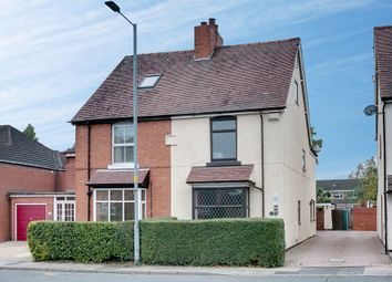 Thumbnail 3 bed semi-detached house for sale in Broad Street, Sidemoor, Bromsgrove