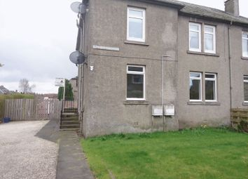 Thumbnail 2 bed flat for sale in Craigrie Terrace, Clackmannan