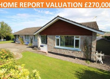 Thumbnail 4 bed detached bungalow for sale in Rosshill Drive, Maryburgh, Ross-Shire