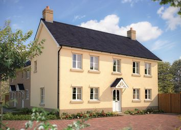 "Thumbnail 4 bed detached house for sale in ""The Montpellier"" at Bannold Drove, Waterbeach, Cambridge"