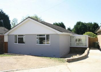 Thumbnail 3 bed detached bungalow for sale in Haslam Crescent, Bexhill-On-Sea