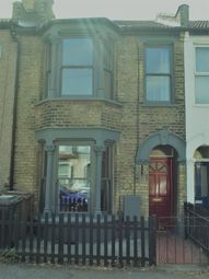 Thumbnail 2 bed terraced house to rent in Clacton Road, London