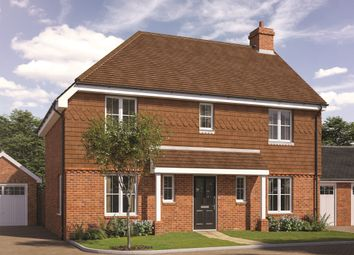 Thumbnail 4 bedroom detached house for sale in Walshes Road, Crowborough