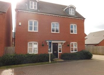 Thumbnail 6 bed detached house for sale in Horseshoe Close, Ibstock