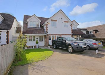 Thumbnail 3 bed semi-detached house for sale in Oakwood Road, Bricket Wood, St. Albans