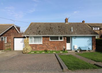 Thumbnail 2 bed detached bungalow for sale in The Street, Staple, Canterbury