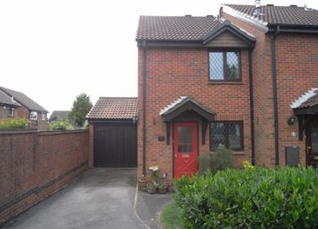Thumbnail 2 bed end terrace house to rent in Netley Close, Chandler's Ford, Eastleigh